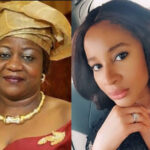 'You are a disgrace. Both home and abroad' – Adesua Etomi-Wellington slams Lauretta Onochie